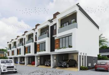 Offplan Project: 4bedroom Terrace with Room Bq, Ikate Elegushi, Lekki, Lagos, Terraced Duplex for Sale