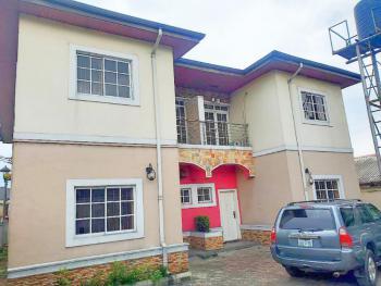 3 Bedroom Duplex with 2 Tenants Only, Rumuibekwe, Port Harcourt, Rivers, Semi-detached Duplex for Rent