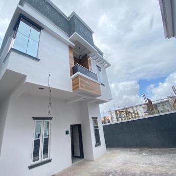 Massive Brand New 4 Bedroom Fully Detached House, Along Lekki Conservation Centre, 2nd Toll Gate, Lekki Phase 2, Lekki, Lagos, Detached Duplex for Sale