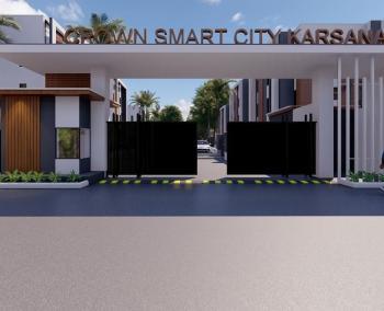 Land, Crown Smart City Extension Karasana District, Kubwa Express Way, Gwarinpa, Abuja, Residential Land for Sale