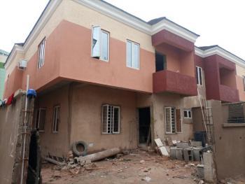 Newly Built 4 Bedroom Semi Detached Duplex, Ifako, Gbagada, Lagos, Semi-detached Duplex for Sale