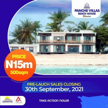 Affordable Residential Private Beach Resort Land, Private Beach Resort, Snake Island, Ilashe, Lagos, Mixed-use Land for Sale