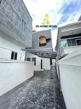 Decently Finished Contemporary 4 Bedroom Semi-detached Duplex with Bq, Ikota, Lekki, Lagos, Semi-detached Duplex for Sale
