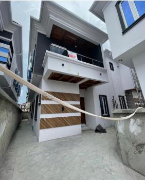Brand New 4 Bedroom Semi-detached Duplex with a Room Bq;, Idado, Lekki, Lagos, Semi-detached Duplex for Sale