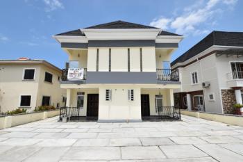 4 Bedroom Semi Detached Duplex with Bq, Chevron Tollgate, Lekki, Lagos, Semi-detached Duplex for Rent