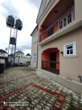 Luxury 2 Bedroom Flats with Federal Light, Porter Estate Peter Odili, Port Harcourt, Rivers, Terraced Duplex for Rent