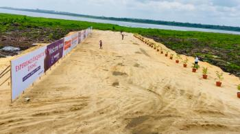 Experience True Luxury & Peace, Lagoon Front Estate, Ibeju Lekki, Lagos, Residential Land for Sale