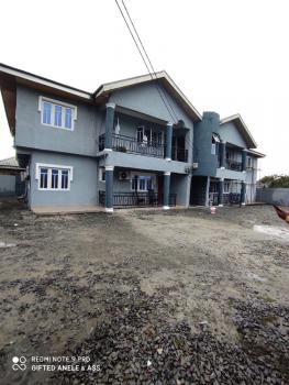 Spacious 3 Bedroom Flats with Federal Light, Agip Estate, Port Harcourt, Rivers, Semi-detached Bungalow for Rent