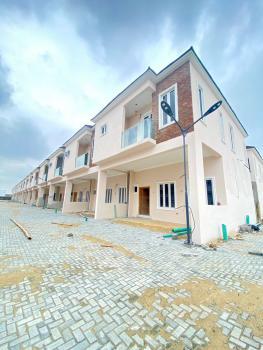3 Bedroom Terrace Duplex with a Bq, Second Toll Gate, Lekki Phase 2, Lekki, Lagos, Terraced Duplex for Sale