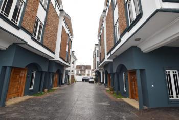 Newly Built Fully Serviced 4 Bedroom Terrace Duplex All Rooms Ensuite, Lekki Right Hand Side, Lekki Phase 1, Lekki, Lagos, Terraced Duplex for Rent