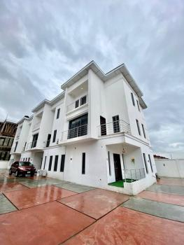 4 Bedrooms Townhouse with Bq, Osapa, Lekki, Lagos, Terraced Duplex for Sale