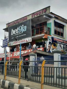 3 Floor Building on The Main Road at Challenge, Ibadan, Ringroad, Challenge, Ibadan, Oyo, Commercial Property for Sale