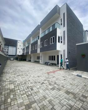 Brand New 4 Bedroom Town House Duplex in Serene Secured Estate, Jakande, Lekki, Lagos, Semi-detached Duplex for Sale