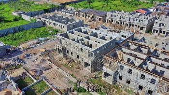 Luxury 2 Bedroom Terrace Duplex, Abraham Adesanya Lekki, Ajiwe, Ajah, Lagos, Terraced Duplex for Sale