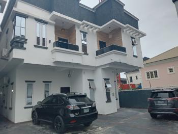 Newly Built Serviced 4bedroom Duplex, Chevron, Lekki, Lagos, Semi-detached Duplex for Sale