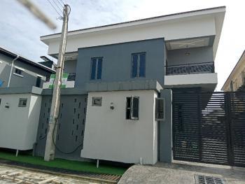 Met Built and Spacious 4 Bedroom Duplex with a Miniflat Boys Quarter, Ikota, Lekki, Lagos, House for Sale