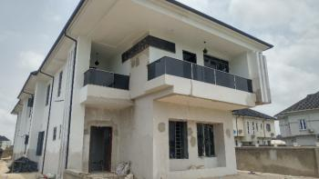 Luxury 4 Bedrooms + Bq Semi Detached, Behind Shoprite, Sangotedo, Ajah, Lagos, Semi-detached Duplex for Sale