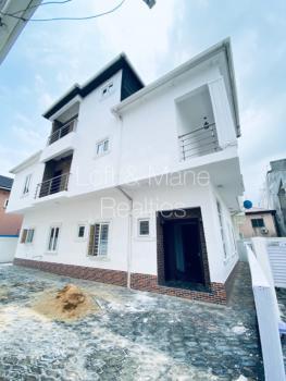 Well Built 4bedroom Duplex, Ikate Elegushi, Lekki, Lagos, Semi-detached Duplex for Sale