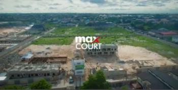 Affordable, Buy and Build Plots, Max Court Estate, Behind Blenco Supermarket, Sangotedo, Ajah, Lagos, Residential Land for Sale
