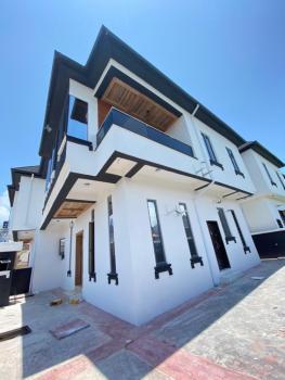 Elegantly Built 4 Bedroom Semi Detached Duplex + Bq, 2nd Toll Gate, Lekki, Lagos, Semi-detached Duplex for Sale