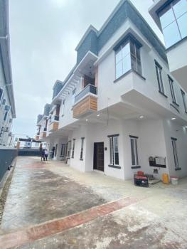 Lovely 4 Bedroom Semi Detached Duplex with Modern Features, 2nd Toll Gate, Lekki, Lagos, Semi-detached Duplex for Sale