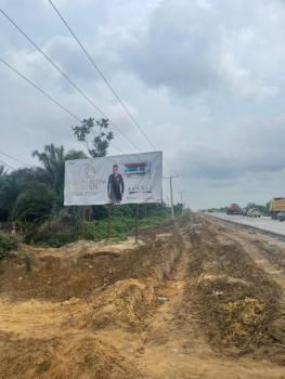 Commercial Plot of Land Facing The Express, Alaro City Lekki Epe Expressway, Lekki Expressway, Lekki, Lagos, Commercial Land for Sale
