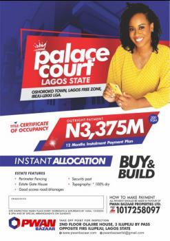 Buy a Plot of Land, Palace Court, Oshoroko, Ibeju Lekki, Lagos, Mixed-use Land for Sale