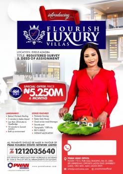 Buy a Plot of Land, Flourish Luxury Villas, Isele Azagba, Asaba, Delta, Mixed-use Land for Sale