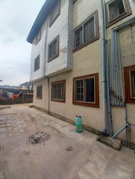 Newly Renovated 3 Bedroom Flat Ground Floor, Off Morocco Road, Abule Ijesha, Yaba, Lagos, Flat / Apartment for Rent