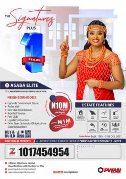 Buy a Plot of Land, Signature Elite Awia Road, Asaba, Delta, Mixed-use Land for Sale