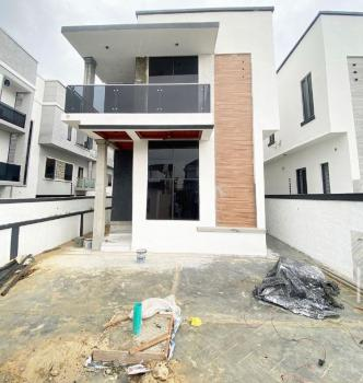 Exquisite Brand New 5 Bedrooms Detached Duplex with Bq, Agungi, Lekki, Lagos, Detached Duplex for Sale