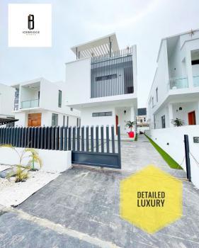 Brand New Listing. 5 Bedrooms Fully Detached Duplex, Chevron, Lekki, Lagos, Detached Duplex for Sale