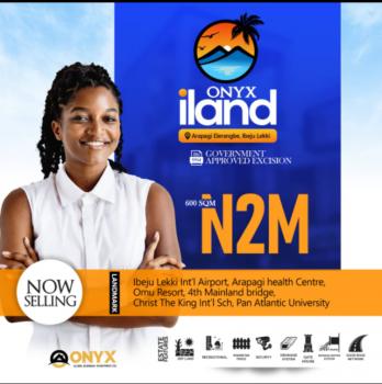 Largest Investment in Ibeju Lekki Which Has Proximity to Omu Resort, Eleranigbe, Ibeju Lekki, Lagos, Mixed-use Land for Sale