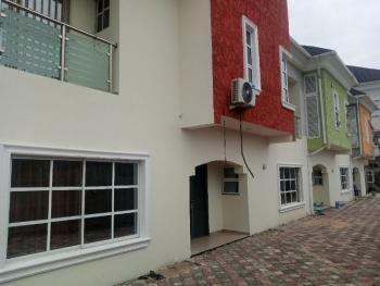 a Lovely 4 Bedroom Terrace Available, Salem, Ikate Elegushi, Lekki, Lagos, Flat / Apartment for Rent