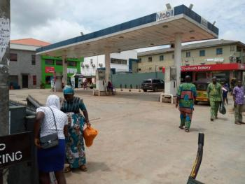 Filling Station, Road, Igando, Alimosho, Lagos, Filling Station for Sale