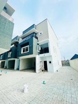 Spacious 5 Bedroom Terrace Apartment with Bq, Lekki, Lagos, Block of Flats for Sale