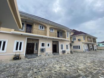Brand New Luxury 4 Bedroom Semi Detached Duplex with a Bq, Vgc, Lekki, Lagos, Semi-detached Duplex for Rent