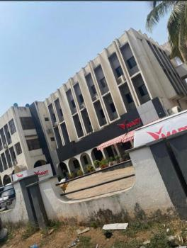 3 Floors Building with Offices and Shopping Mall, Zone 4, Wuse, Abuja, Plaza / Complex / Mall for Sale