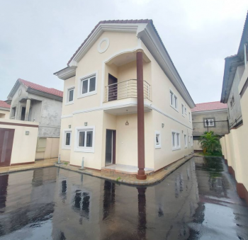Solid Finished, Life Camp, Abuja, Detached Duplex for Sale