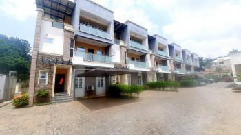 4 Bedroom Terrace Duplex with Bq, Maitama District, Abuja, Terraced Duplex for Sale