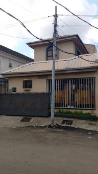 Ground Floor Office Plan, Bassey Ogamba Street, Adeniran Ogunsanya, Surulere, Lagos, Office Space for Rent