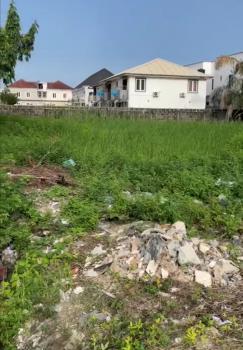 a Plot (605sqm) Partly Fenced Land, Megamound Estate, Ikota, Lekki, Lagos, Residential Land for Sale