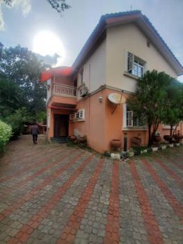 Beautifully Designed 4 Bedroom Detached Duplex, 2 Bedroom Bq, Maitama District, Abuja, Detached Duplex for Sale