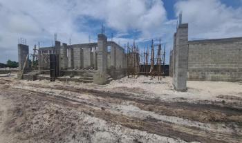 Three Bedrooms Semi Detached Duplex, Bogije, Ibeju Lekki, Lagos, Semi-detached Duplex for Sale