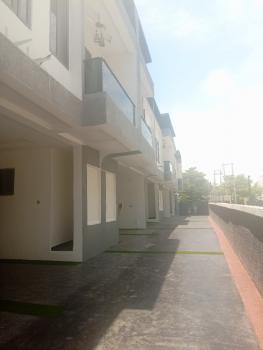Newly Be and Contemporary Finished 4 Bedroom Duplex, Ikate Elegushi, Lekki, Lagos, Terraced Duplex for Sale