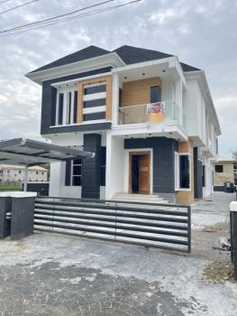 Contemporary 5 Bedroom Duplex + Bq in a Serene Location, Lekki Phase 2, Lekki Phase 2, Lekki, Lagos, Detached Duplex for Sale