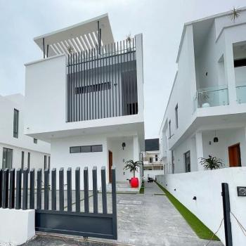 5 Bedroom Fully Detached, 1 Chevron Toll Gate, Ajah, Lagos, Detached Duplex for Sale
