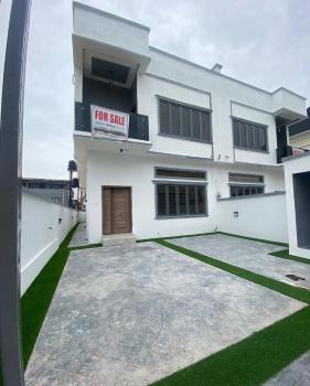 Exquisite Brand New 5 Bedroom Semi Detached Duplex with Bq, Ajah, Lagos, Semi-detached Duplex for Sale