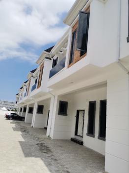 4 Bedroom Terraced Duplex, Van Daniel Estate, Along Orchid Road, Ajah., Ajah, Lagos, Terraced Duplex for Sale