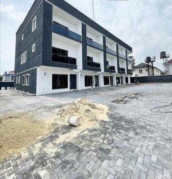 4 Bedroom Terrace Duplex, Location: Lekki Phase 1, Lagos,  7m, Lekki Phase 1, Lekki, Lagos, Terraced Duplex for Rent